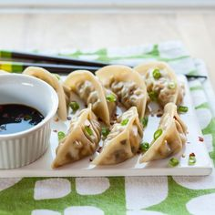 How to Make Homemade Asian Dumplings from Scratch — Cooking Lessons from The Kitchn | The Kitchn
