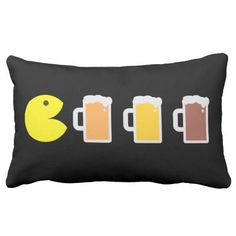 """Sleep like a baby on this """"beer pillow""""."""