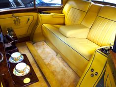 1957 Limousine by H.J. Mulliner (chassis LFLW83)