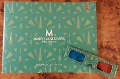 INNER MALDIVES HOLIDAYS LAUNCHES 3D BROCHURE    Inner Maldives Holidays announces the launch of their first 3D tourism hotels brochure at ITB Berlin this year. This is supposedly the first of its sort on stereoscopic anaglyph red/cyan print format that's been used for promotion of Tourism industry anywhere.
