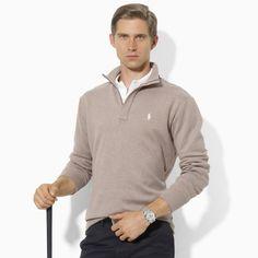 Half-Zip Pullover - Half-Zip Sweaters - Ralph Lauren France