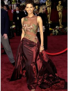 Halle Berry I will always love this gown