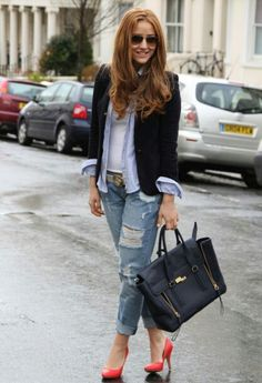 Jeans and shoeees ♥