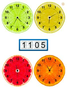 Teachers can use friendly apps ti help them teach time to students.