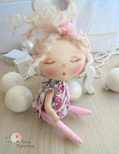 Pryntsevskaya Tatiana art-dolls