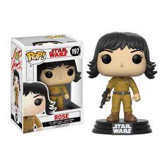 Funko Pop! Star Wars: The Last Jedi - Rose Tico Mini Figure
