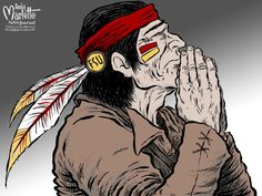 Cartoon by Andy Marlette in reference to FSU shootings on 11/20/14; http://www.cnn.com/2014/11/20/us/fsu-incident/