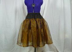 Steampunk petticoat