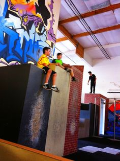 Portdaddia: The Crazy Kid Stuff -- What Is That Parkour Thing?...