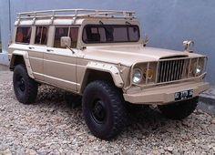M715 & Grand Wagoneer custom.