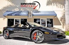 nice 2014 Ferrari 458 Base Convertible 2-Door - For Sale View more at http://shipperscentral.com/wp/product/2014-ferrari-458-base-convertible-2-door-for-sale-4/