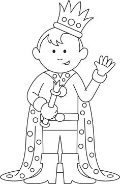 prinsje en prinsesje - Google zoeken Colouring Pages, Coloring Pages For Kids, Coloring Sheets, Adult Coloring, Coloring Books, Drawing For Kids, Art For Kids, King Josiah, Chateau Moyen Age