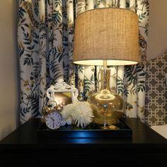 Nubi Interiors's Design, Pictures, Remodel, Decor and Ideas, nightstand decor