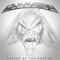 Gamma Ray – Empire of the Undead #Portadas #Carátulas #HeavyMetal #PowerMetal