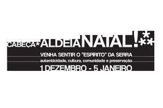 Cabeça Aldeia Natal Logo by Guda Give U Design Art / www.giveudesignart.com