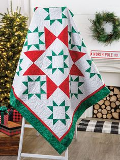 New Quilt Patterns - 'Tis the Season for Quilting Tree Quilt Pattern, Star Quilt Patterns, Christmas Quilt Patterns, Christmas Wall Hangings, Circle Template, Fabric Markers, Muslin Fabric, Quilted Table Runners, Quilted Wall Hangings