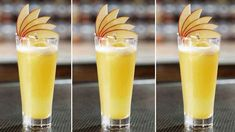 This bourbon-based cocktail is inspired by the Dark and Stormy and named after a storm chaser group based out of Kentucky.  Ingredients  2 ounces buffalo trace bourbon 1 ounce fuji apple juice 3/4ounce lemon juice  1/2ounce ginger syrup  garnish: 1 fuji apple slice  Instructions