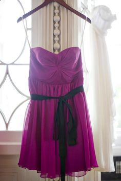 Ivy and Aster bridesmaid dress