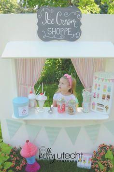 Ice Cream Shoppe Mini Session!