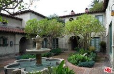 Furnished Sublet Up For Grabs in Arthur & Nina Zwebell's Dreamy El Cabrillo Complex - Rent Check - Curbed LA