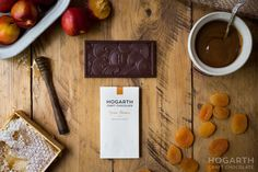Hogarth Craft Chocolate. Handcrafted from bean to bar New Zealand. Beautiful packaging and bar mold.