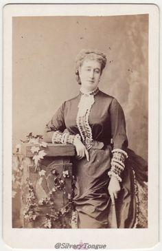 Empress Eugenie of France.