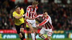 Stoke City 0-0 Watford: Shaqiri, Crouch misfire: Xherdan Shaqiri and substitute Peter Crouch had the best chances but were unable to break…