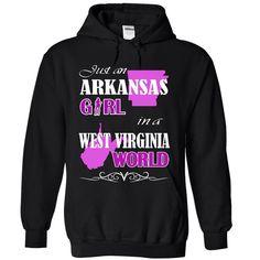 Just an Arkansas girl in a West Virginia world.