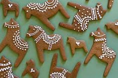 Image result for swedish frosting  ribbon cookies