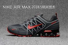 How to get an excellent Nike shoes - Cheap Nike Air Max 2018 Sale - Air Max 2018  Men Cheap - Nike Air Max Gray White Red Men 467b9a12e