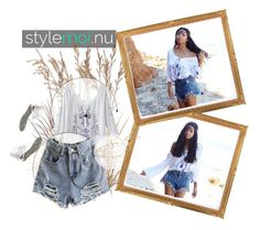 """stylemoi.nu"" by melisa-hasic ❤ liked on Polyvore featuring women's clothing, women, female, woman, misses and juniors"