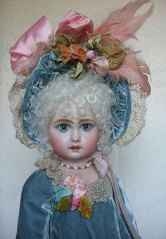 Tete Jumeau Ariel II - Emily Hart Dolls