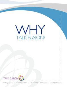 Why Talk Fusion | Talk Fusion Review 2013