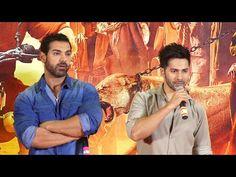 Salman Khan suggest his fans to watch RUSTOM & not MOHENJO DARO | Varun Dhawan reacts on it.
