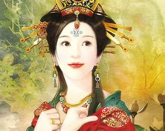 Beautiful Chinese Art Paintings