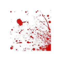 PSD Detail | Blood Splatter | Official PSDs ❤ liked on Polyvore featuring blood, red, backgrounds, effects and art