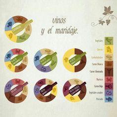 Vinos y maridaje