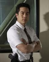 Agent Cho from the Mentalist