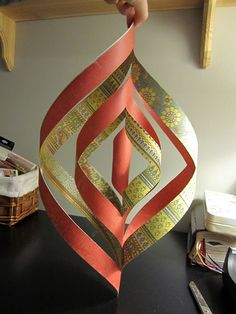 Make in red and yellow to make flames for Pentecost