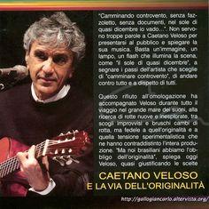 "Caetano Veloso "" A Luz De TIETA """