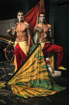 Zarkana by Cirque du Soleil celebrates their 2nd anniversary
