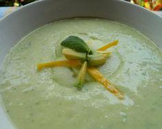 fruit soups on Pinterest   Fruit Soup, Soups and Summer Fruit