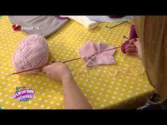 Patik ve Bebek elbisesi yapımı! - YouTube