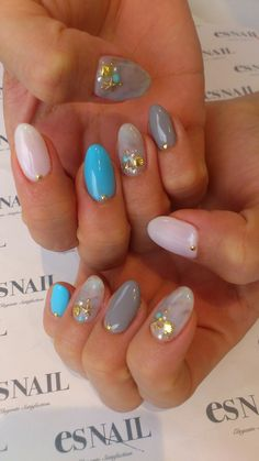 Not a big fan of stiletto nails but these are kinda cute