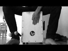 Cajon Lick 1 - YouTube Youtube