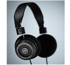 """Grado SR60e Headphones. The Grado family makes exquisite headphones by hand in their Brooklyn facility. Each iteration of products represents a significant step forward in sonic reproduction. Grado's headphones have already been called """"The finest electricity-to-sound transducer in the world"""". So how did we improve upon perfection? www.needledoctor.com"""