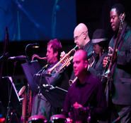 Professional swing band for hire in London and the UK