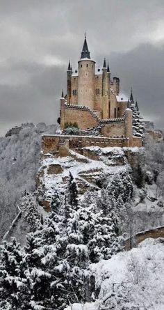 Google+   Alcazar... Segovia