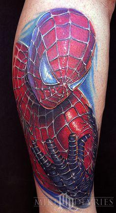 Mike DeVries - Spider Man