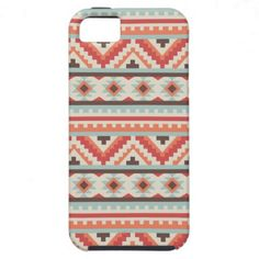 Navajo Pattern iPhone 5 Cover.  $48.95